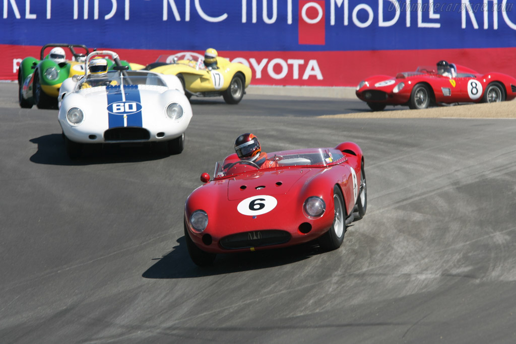 Maserati 300S - Chassis: 3072   - 2006 Monterey Historic Automobile Races