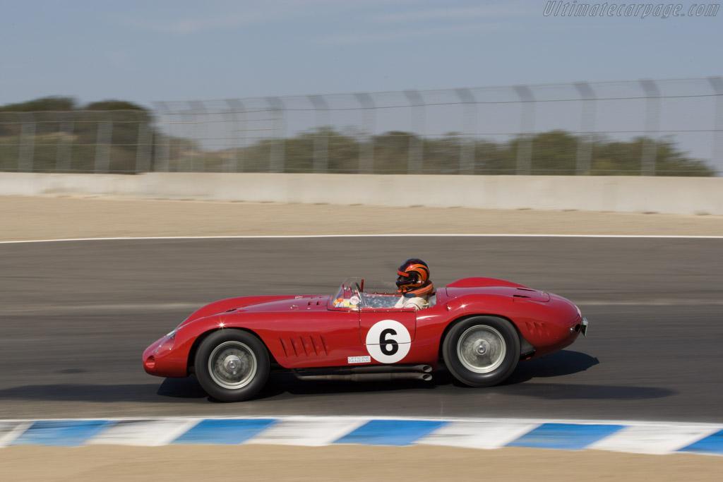 Maserati 300S - Chassis: 3072   - 2008 Monterey Historic Automobile Races