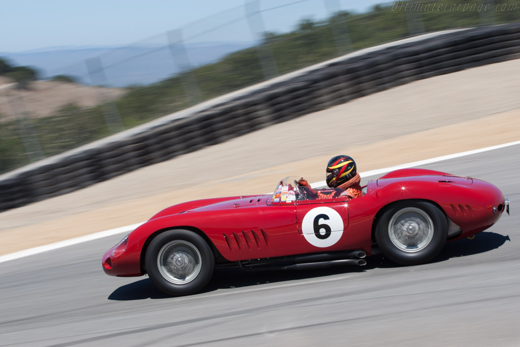 Maserati 300S - Chassis: 3072   - 2011 Monterey Motorsports Reunion