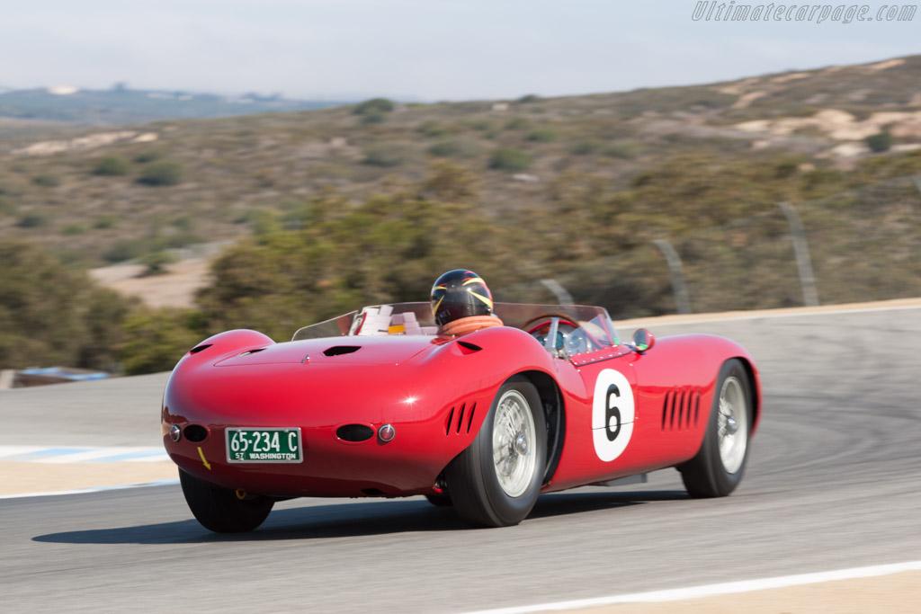Maserati 300S - Chassis: 3072   - 2012 Monterey Motorsports Reunion