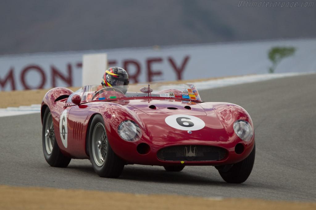 Maserati 300S - Chassis: 3072   - 2013 Monterey Motorsports Reunion