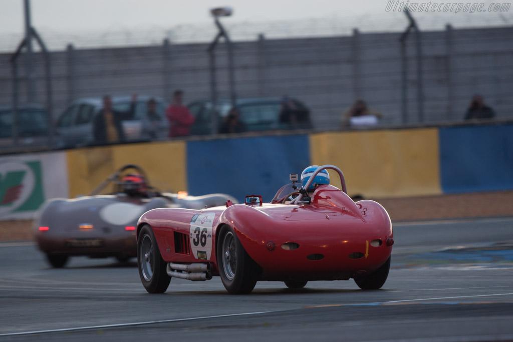 Maserati 300S - Chassis: 3061   - 2012 Le Mans Classic