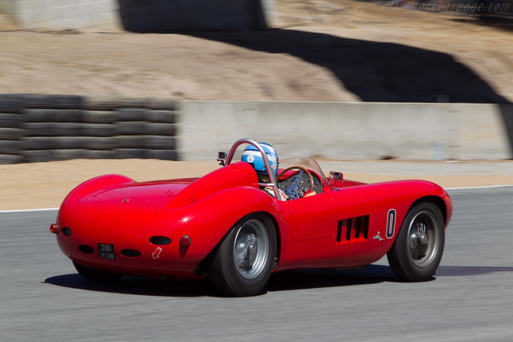 Maserati 300S - Chassis: 3061   - 2014 Monterey Motorsports Reunion