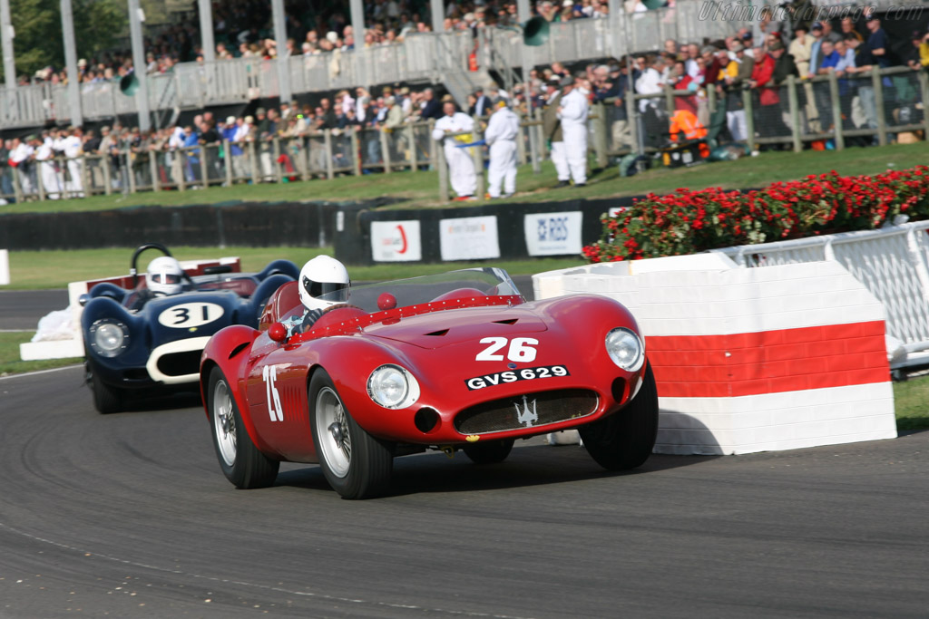 Maserati 300S - Chassis: 3060   - 2006 Goodwood Revival