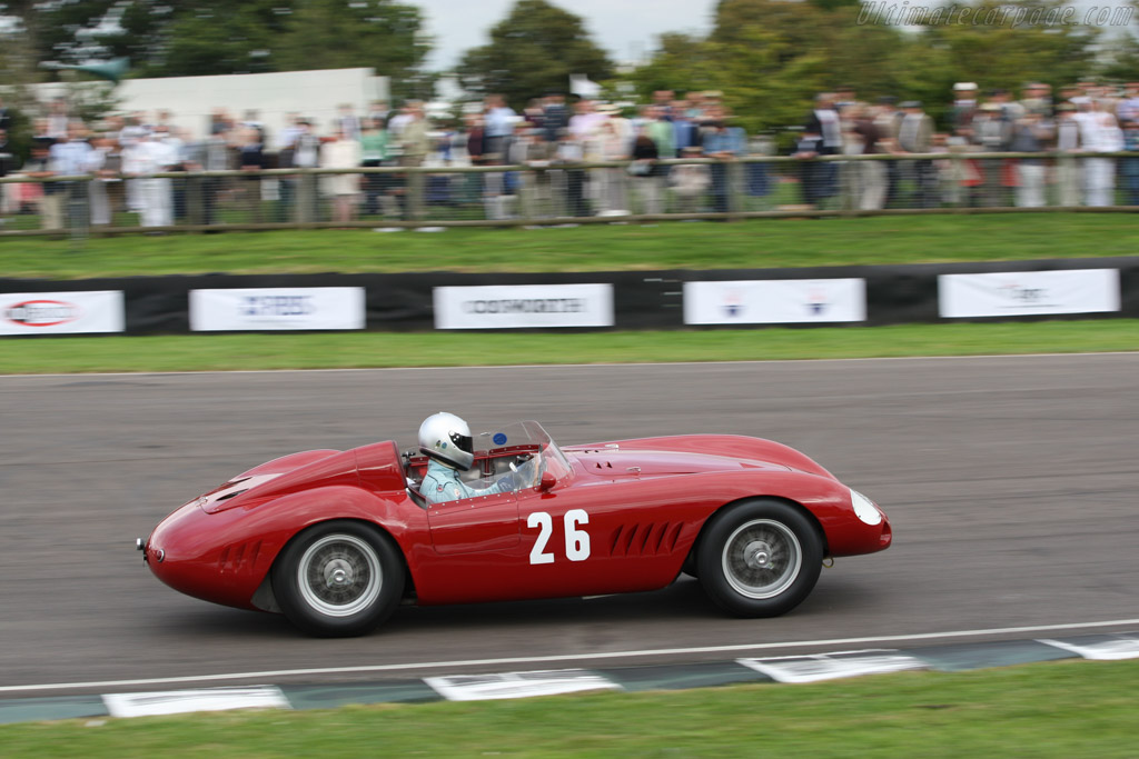 Maserati 300S - Chassis: 3060   - 2007 Goodwood Revival