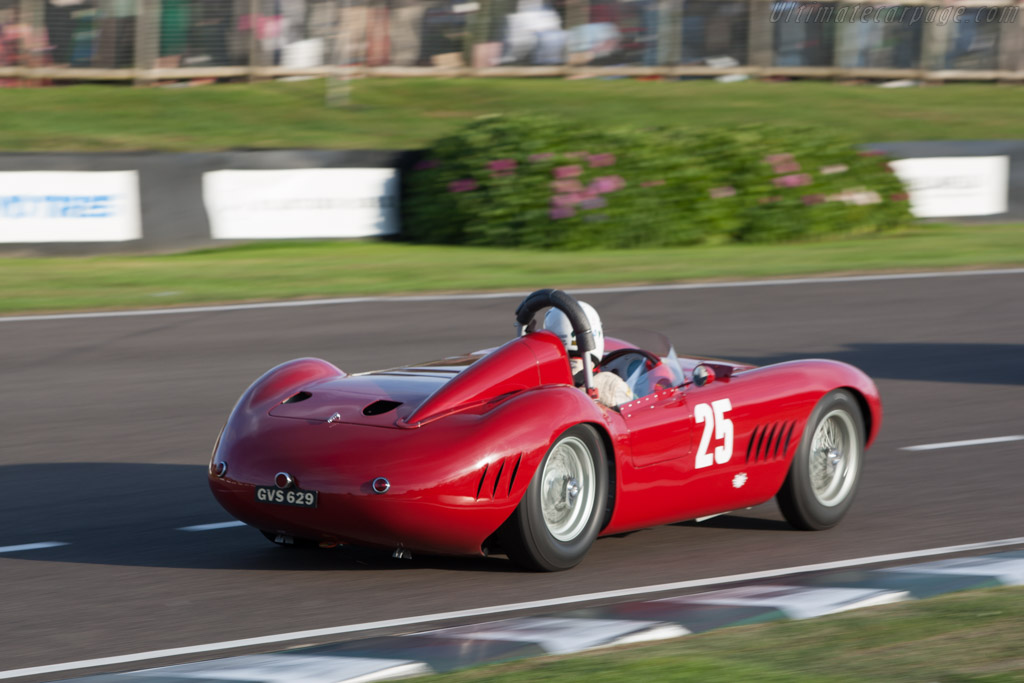 Maserati 300S - Chassis: 3060   - 2012 Goodwood Revival