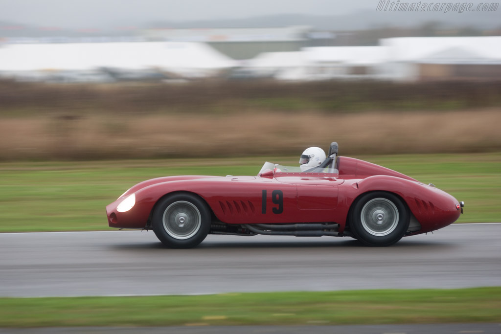 Maserati 300S - Chassis: 3060   - 2013 Goodwood Revival