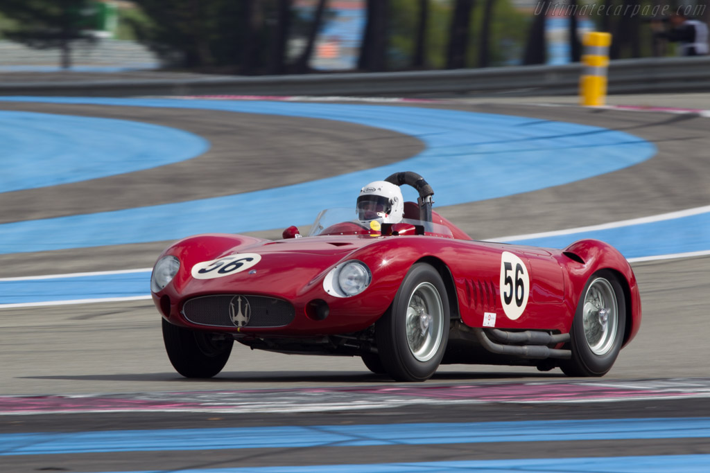 Maserati 300S - Chassis: 3060   - 2013 Dix Mille Tours