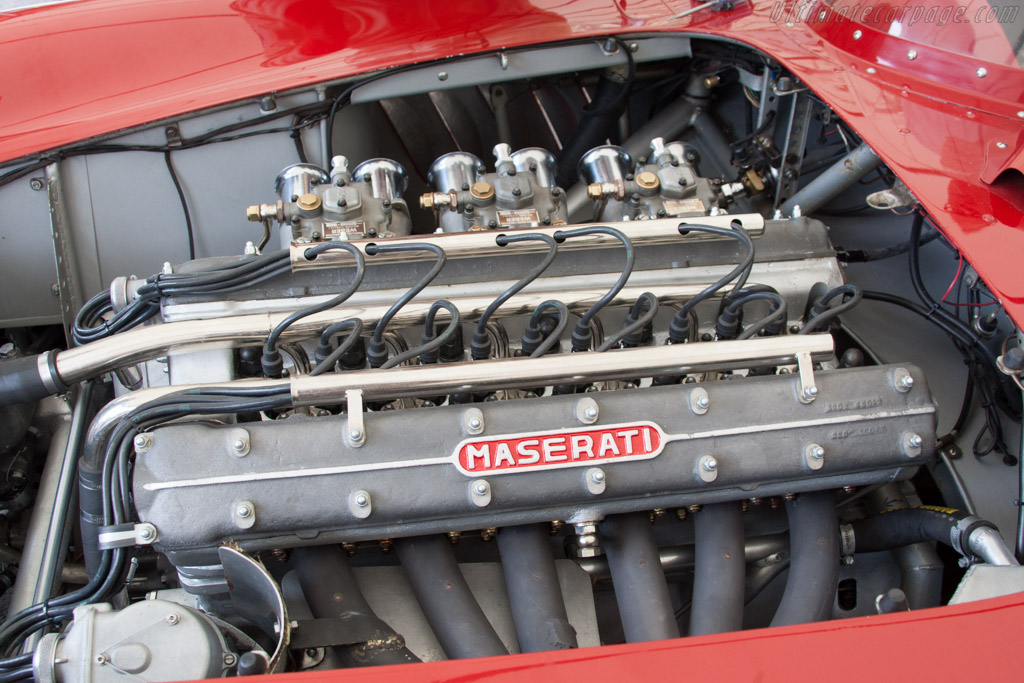 Maserati 300S - Chassis: 3060   - 2014 Goodwood Festival of Speed