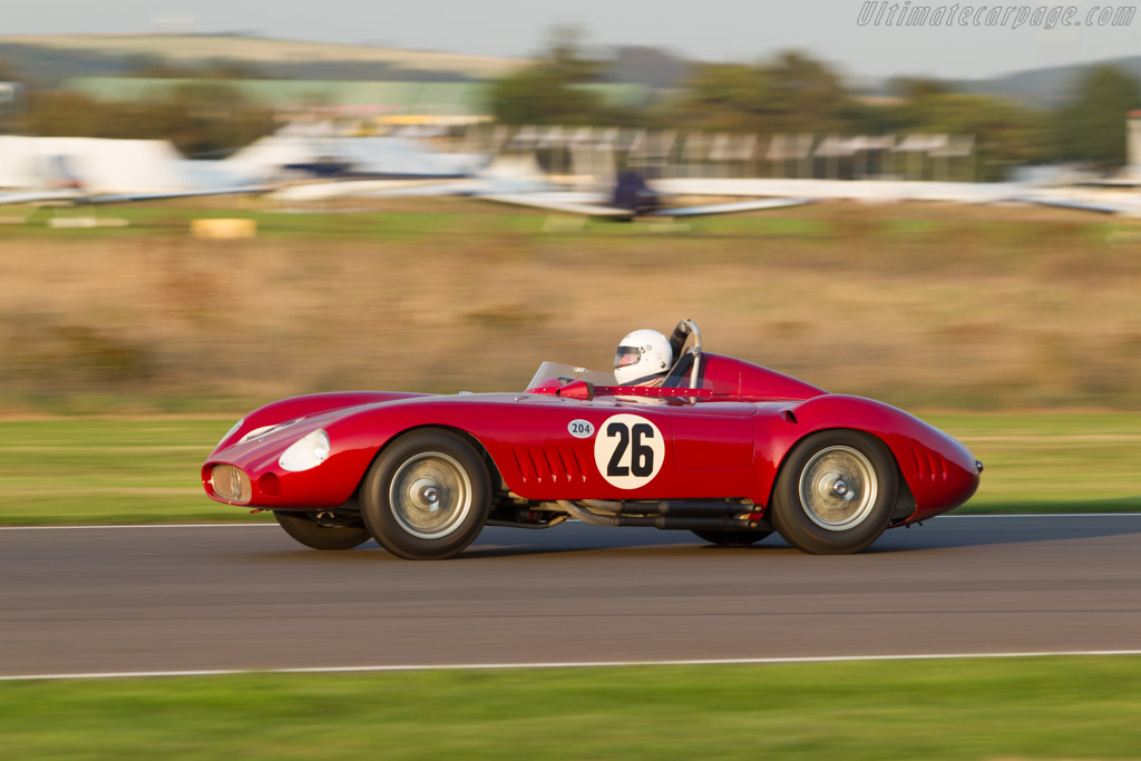 Maserati 300S - Chassis: 3060   - 2014 Goodwood Revival