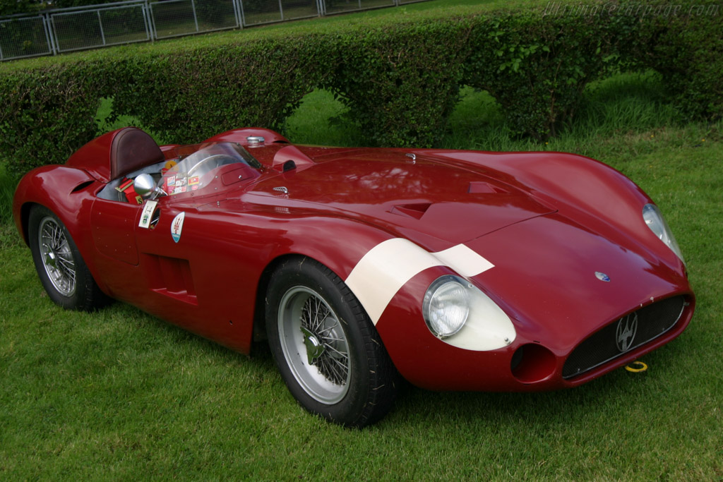 Maserati 300S - Chassis: 3059   - 2004 European Concours d'Elegance