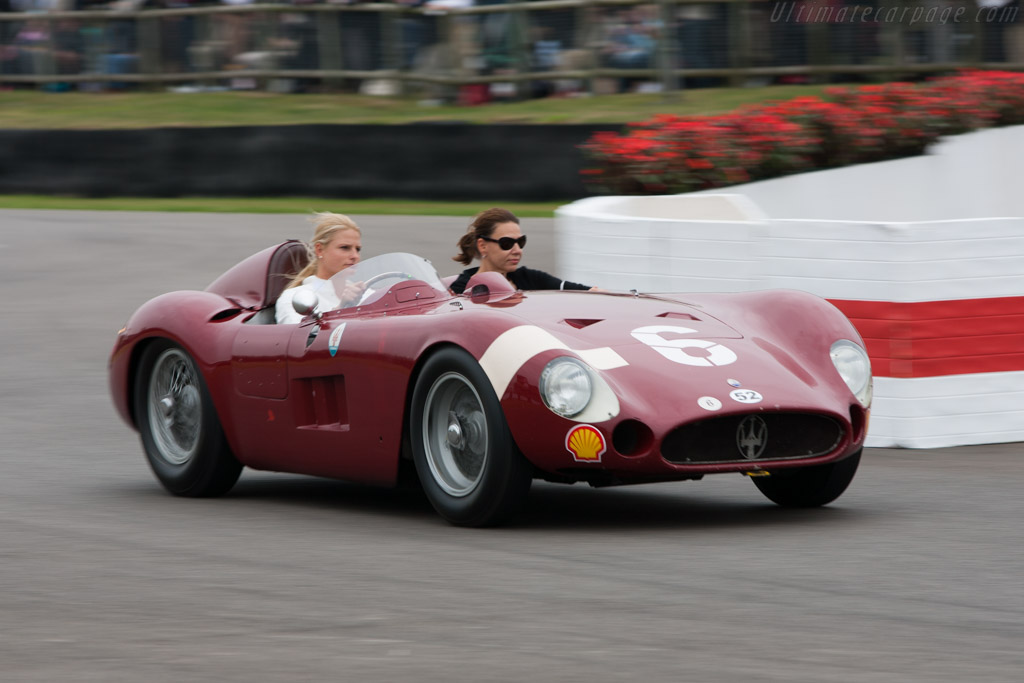 Maserati 300S - Chassis: 3059   - 2009 Goodwood Revival