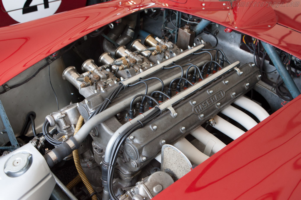 Maserati 300S - Chassis: 3059   - 2011 Goodwood Revival
