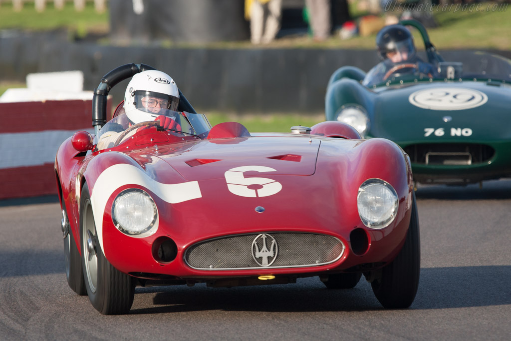 Maserati 300S - Chassis: 3059   - 2012 Goodwood Revival