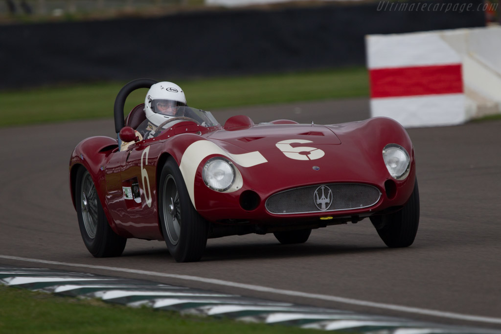 Maserati 300S - Chassis: 3059   - 2013 Goodwood Revival