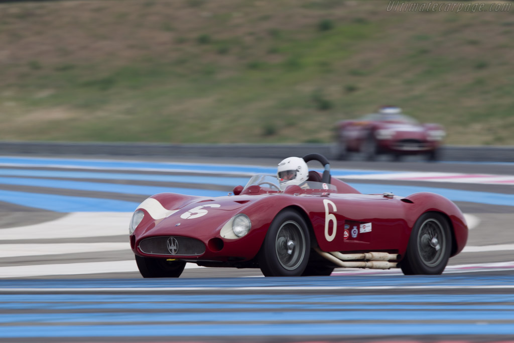 Maserati 300S - Chassis: 3059   - 2013 Dix Mille Tours