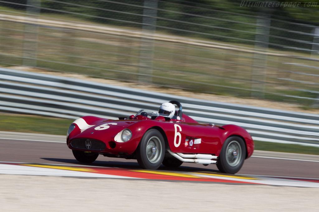 Maserati 300S - Chassis: 3059   - 2014 Grand Prix de l'Age d'Or
