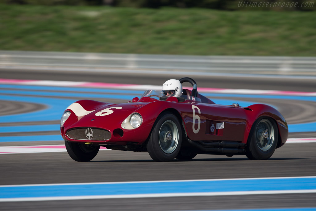 Maserati 300S - Chassis: 3059   - 2014 Dix Mille Tours