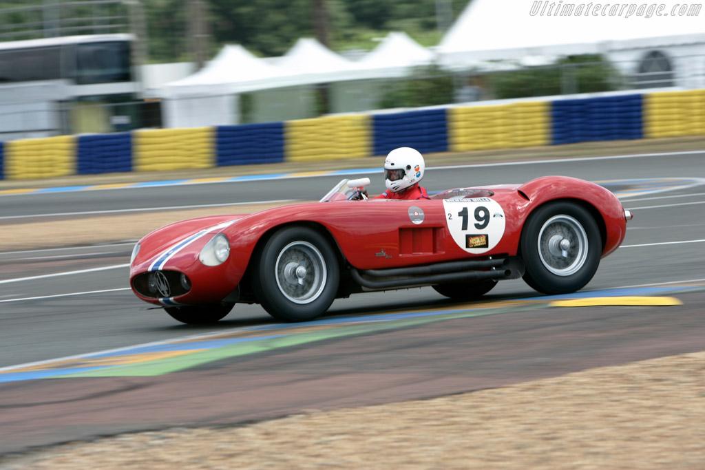 Maserati 300S - Chassis: 3058   - 2008 Le Mans Classic