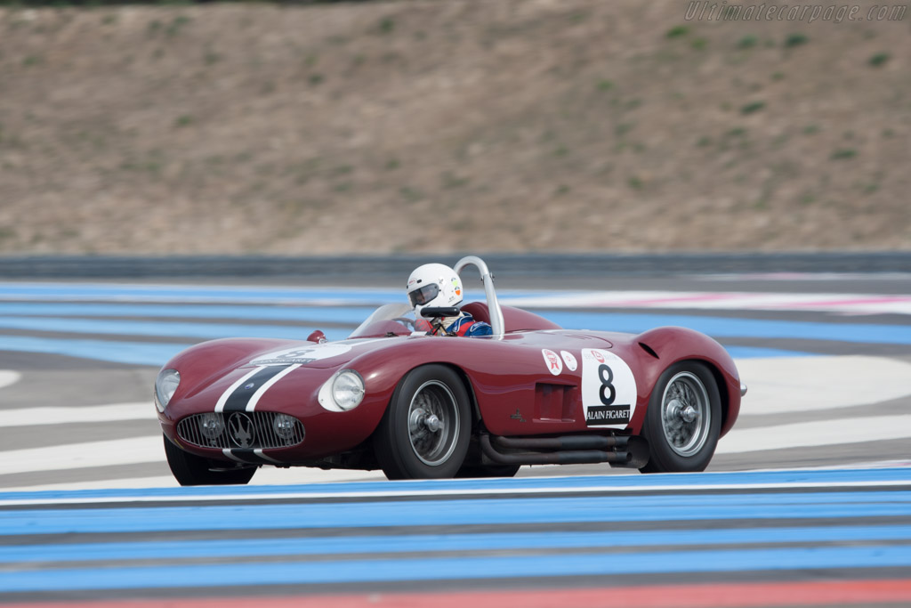 Maserati 300S - Chassis: 3058   - 2011 Dix Mille Tours