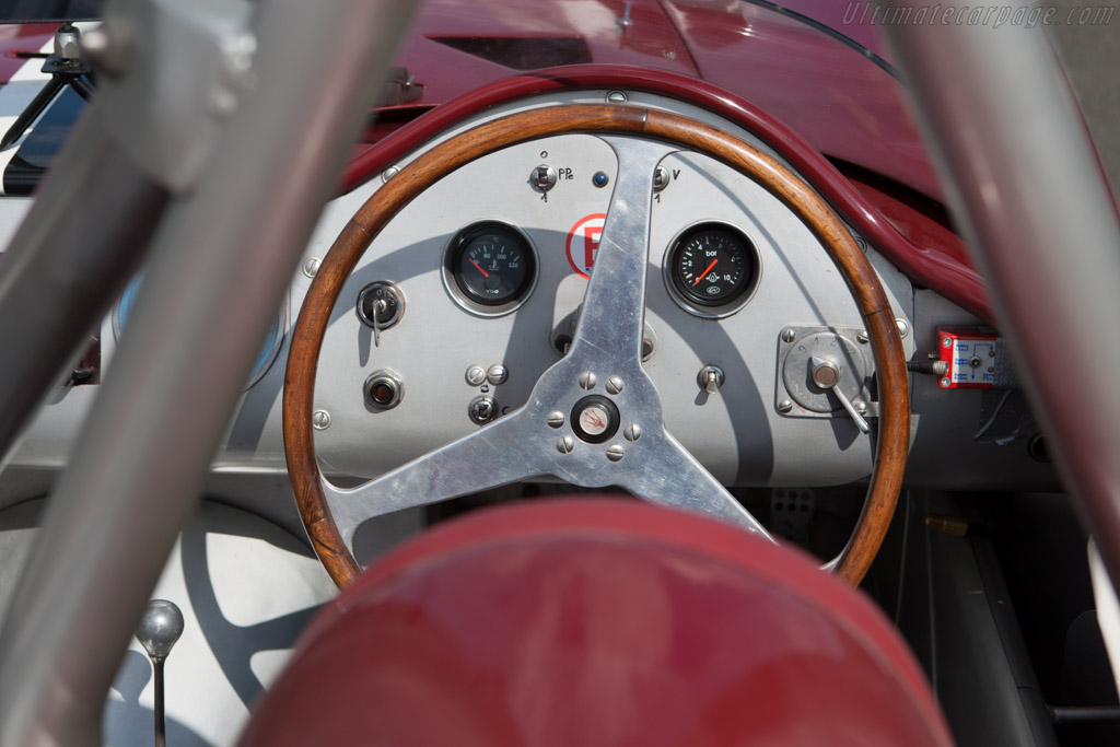 Maserati 300S - Chassis: 3058   - 2012 Le Mans Classic