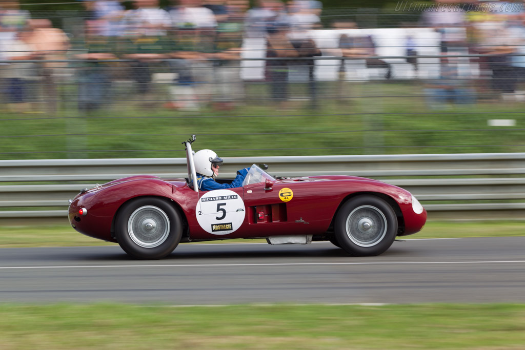 Maserati 300S - Chassis: 3058   - 2014 Le Mans Classic