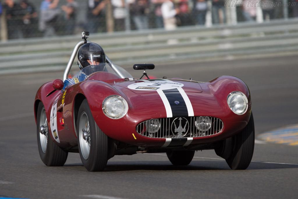Maserati 300S - Chassis: 3058   - 2014 Le Mans Classic