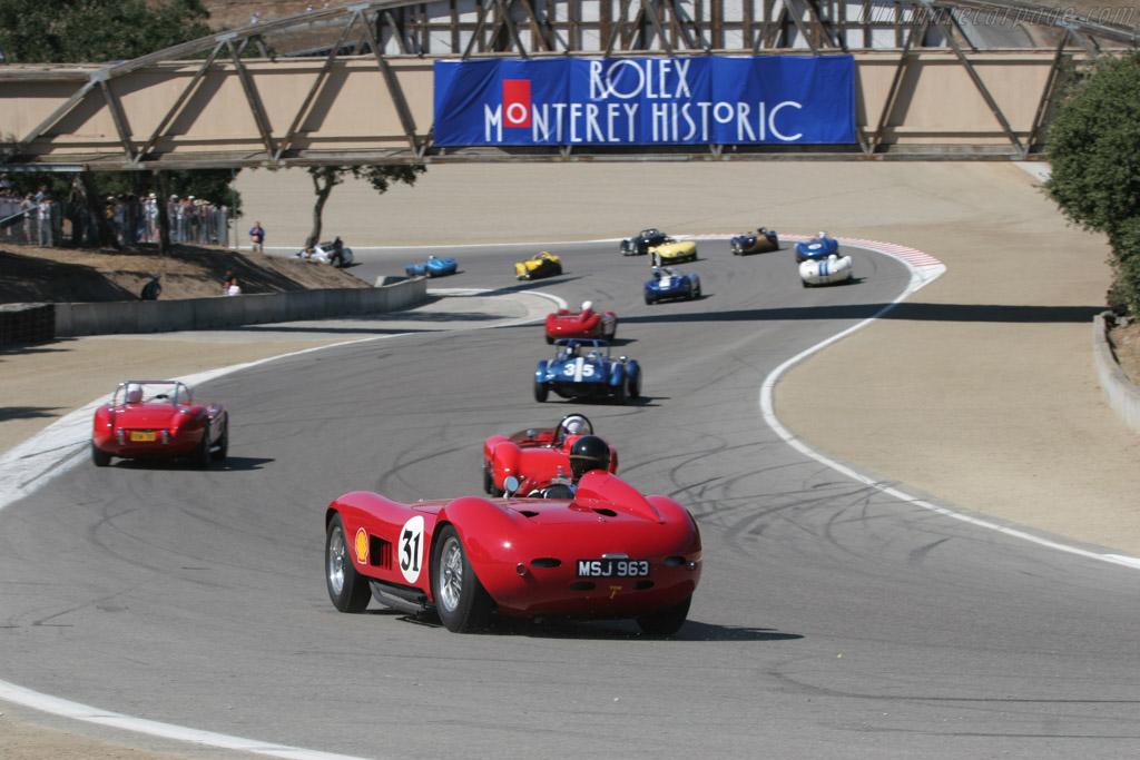Maserati 300S - Chassis: 3057   - 2005 Monterey Historic Automobile Races