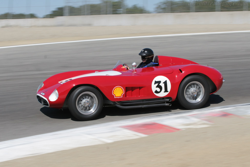Maserati 300S - Chassis: 3057   - 2005 Monterey Historic Automobile Races