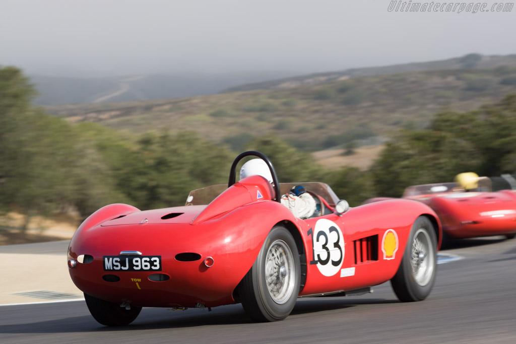 Maserati 300S - Chassis: 3057   - 2008 Monterey Historic Automobile Races