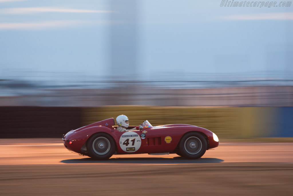 Maserati 300S - Chassis: 3057   - 2012 Le Mans Classic