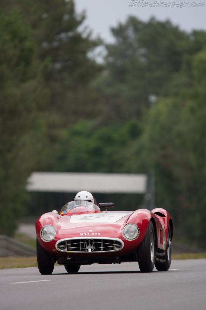 Maserati 300S - Chassis: 3057   - 2012 Le Mans Classic