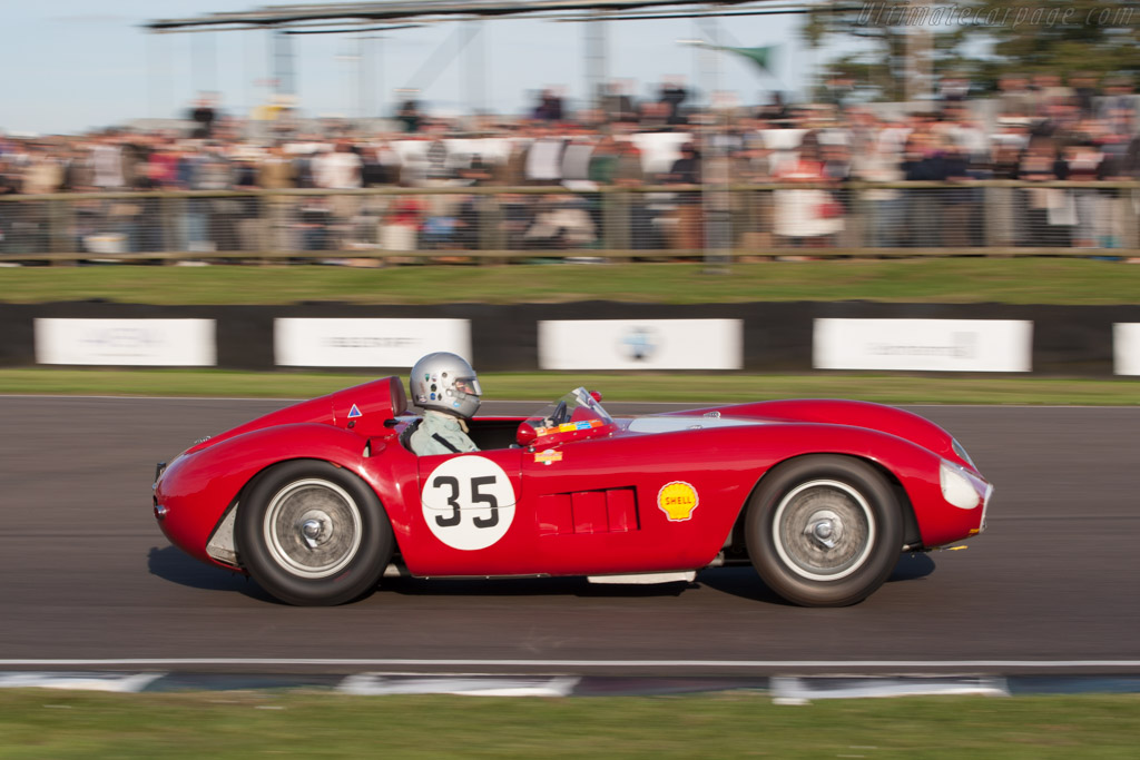 Maserati 300S - Chassis: 3057   - 2012 Goodwood Revival
