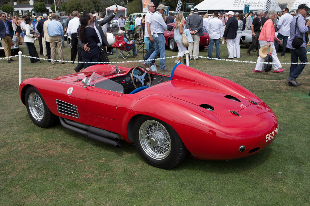 Maserati 300S - Chassis: 3056   - 2014 Pebble Beach Concours d'Elegance