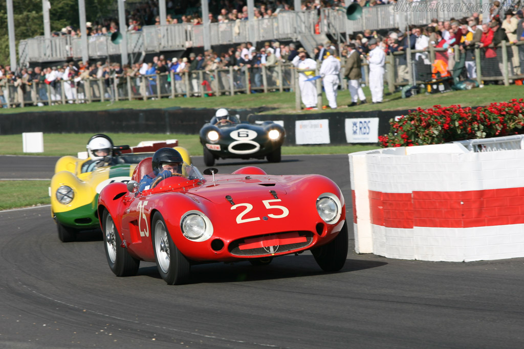 Maserati 300S - Chassis: 3055   - 2006 Goodwood Revival
