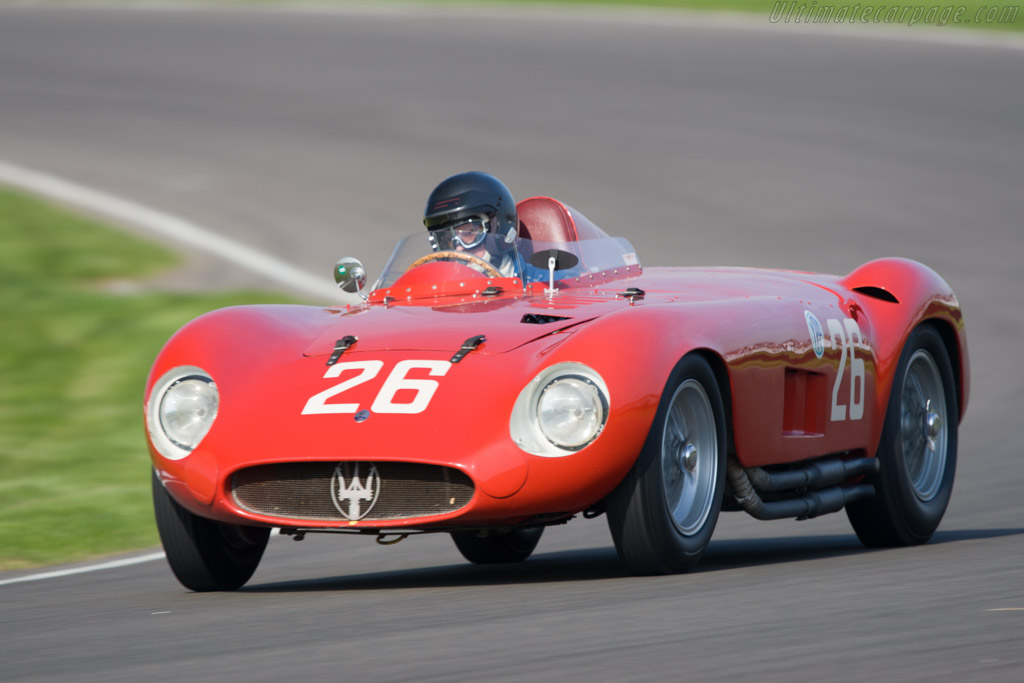 Maserati 300S - Chassis: 3055   - 2008 Goodwood Revival