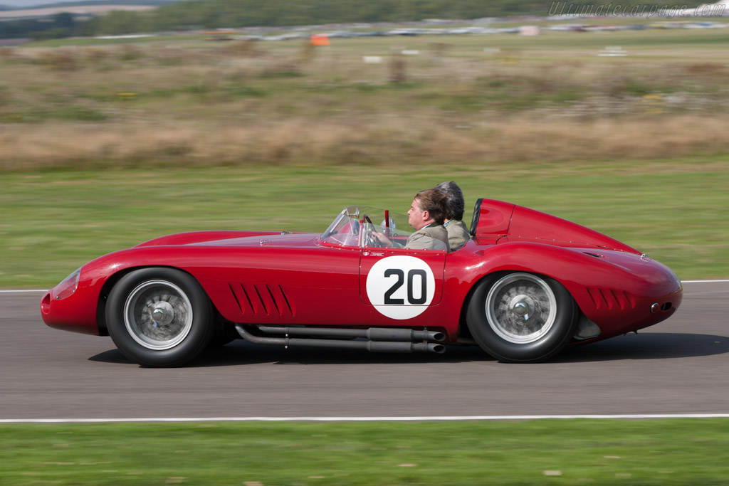 Maserati 300S - Chassis: 3054   - 2011 Goodwood Revival