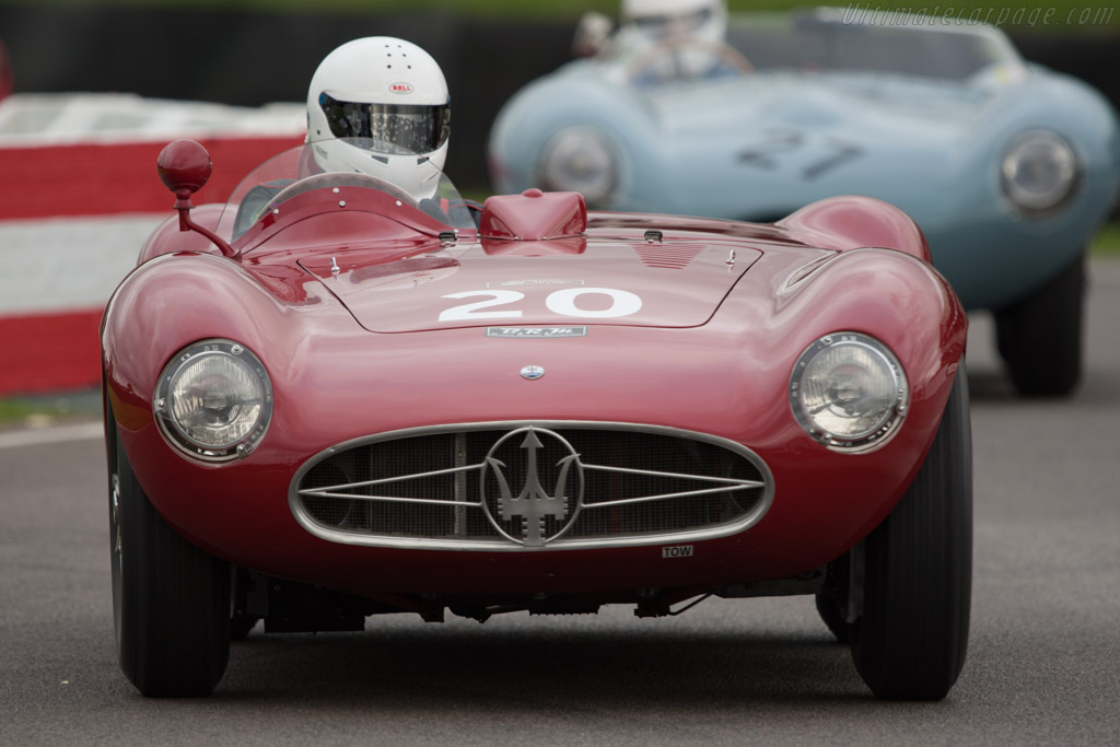 Maserati 300S - Chassis: 3053   - 2010 Goodwood Revival