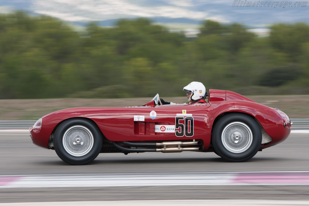 Maserati 300S - Chassis: 3053   - 2013 Dix Mille Tours