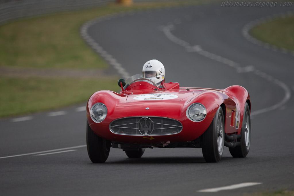 Maserati 300S - Chassis: 3053   - 2014 Le Mans Classic