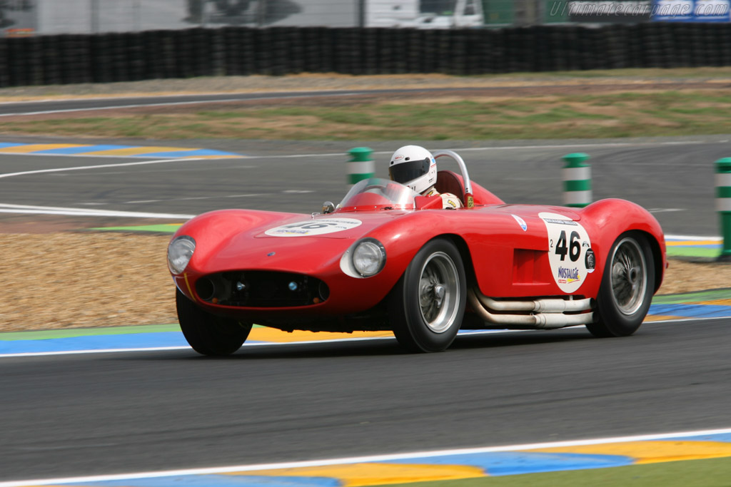 Maserati 300S - Chassis: 3051   - 2006 Le Mans Classic