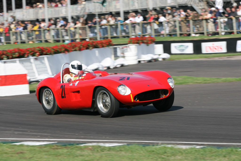 Maserati 300S - Chassis: 3051   - 2006 Goodwood Revival