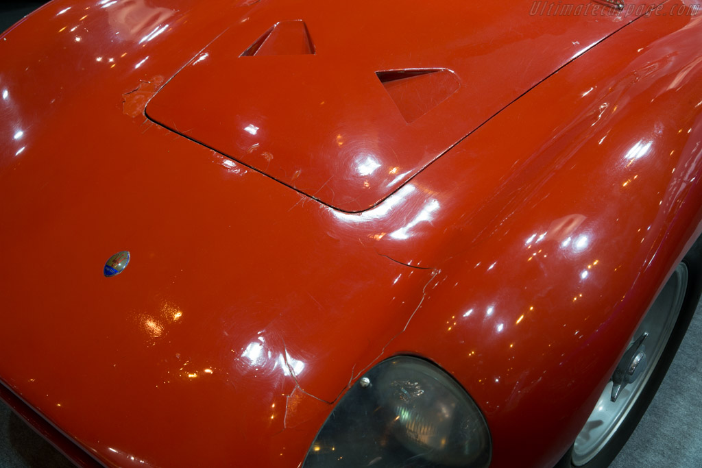 Maserati 300S - Chassis: 3065   - 2016 Retromobile