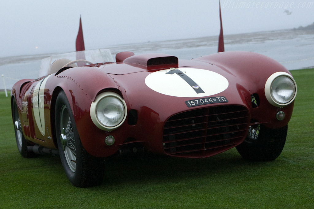 Lancia D24 Sport Pinin Farina Spyder - Chassis: 0005   - 2008 Pebble Beach Concours d'Elegance