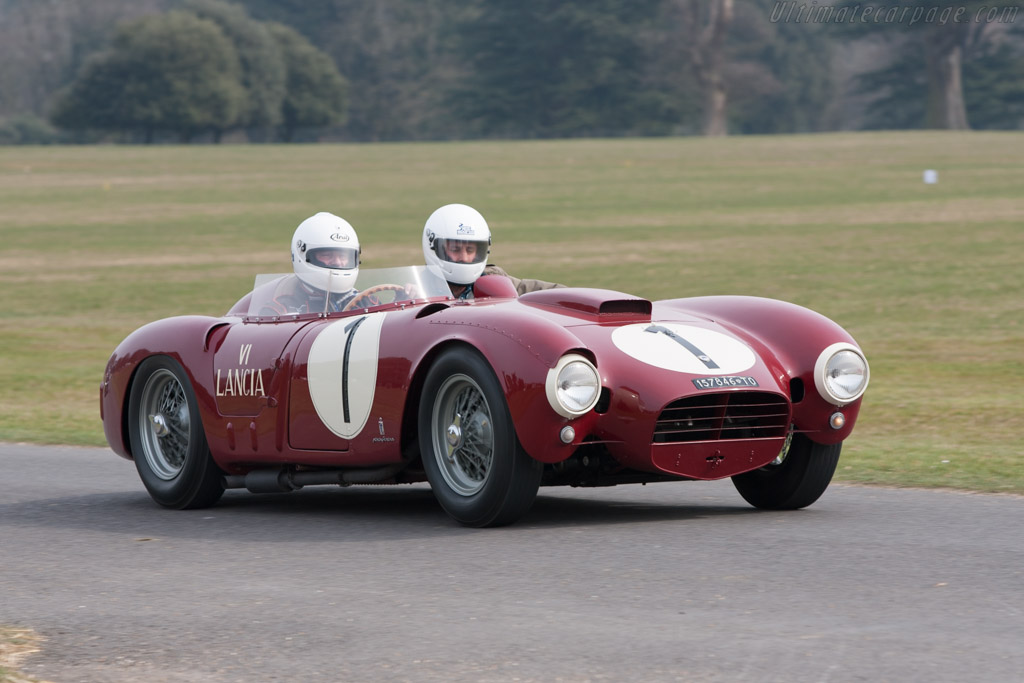 Lancia D24 Sport Pinin Farina Spyder - Chassis: 0005   - 2010 Goodwood Preview