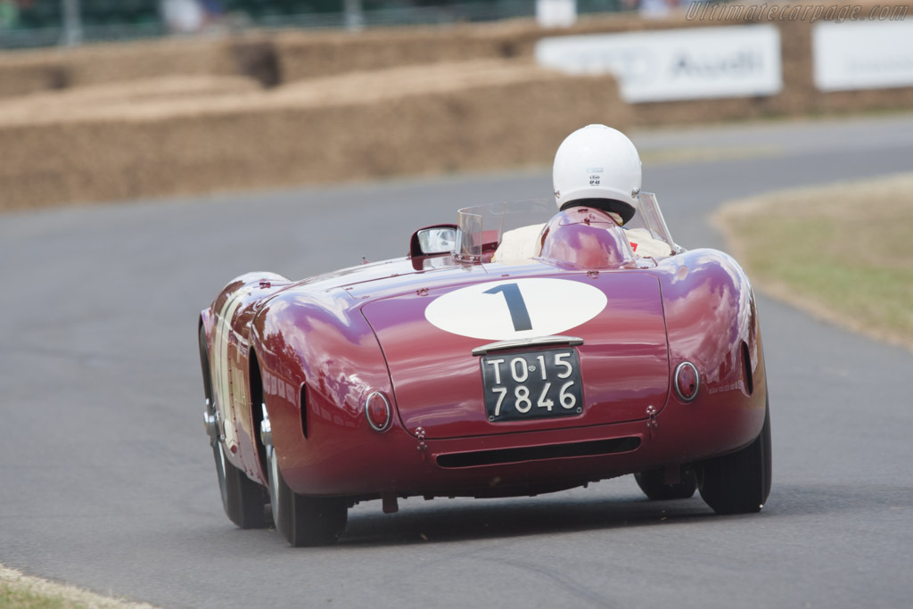 Lancia D24 Sport Pinin Farina Spyder - Chassis: 0005   - 2010 Goodwood Festival of Speed