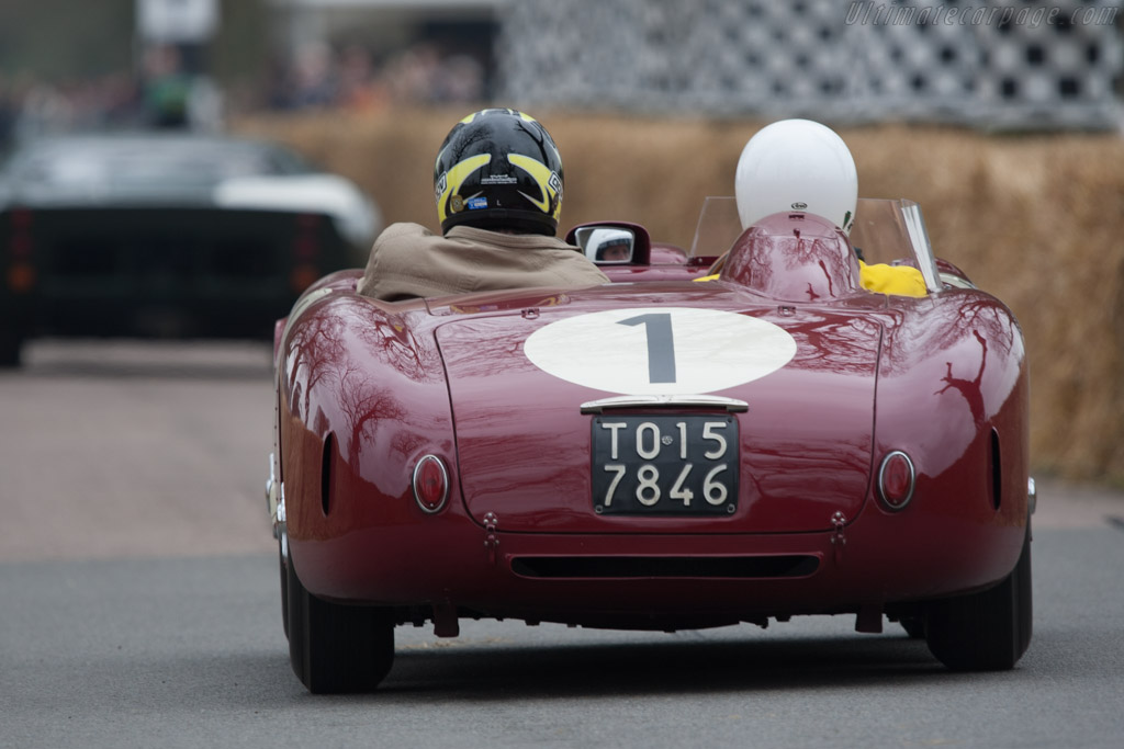 Lancia D24 Sport Pinin Farina Spyder - Chassis: 0005   - 2011 Goodwood Preview