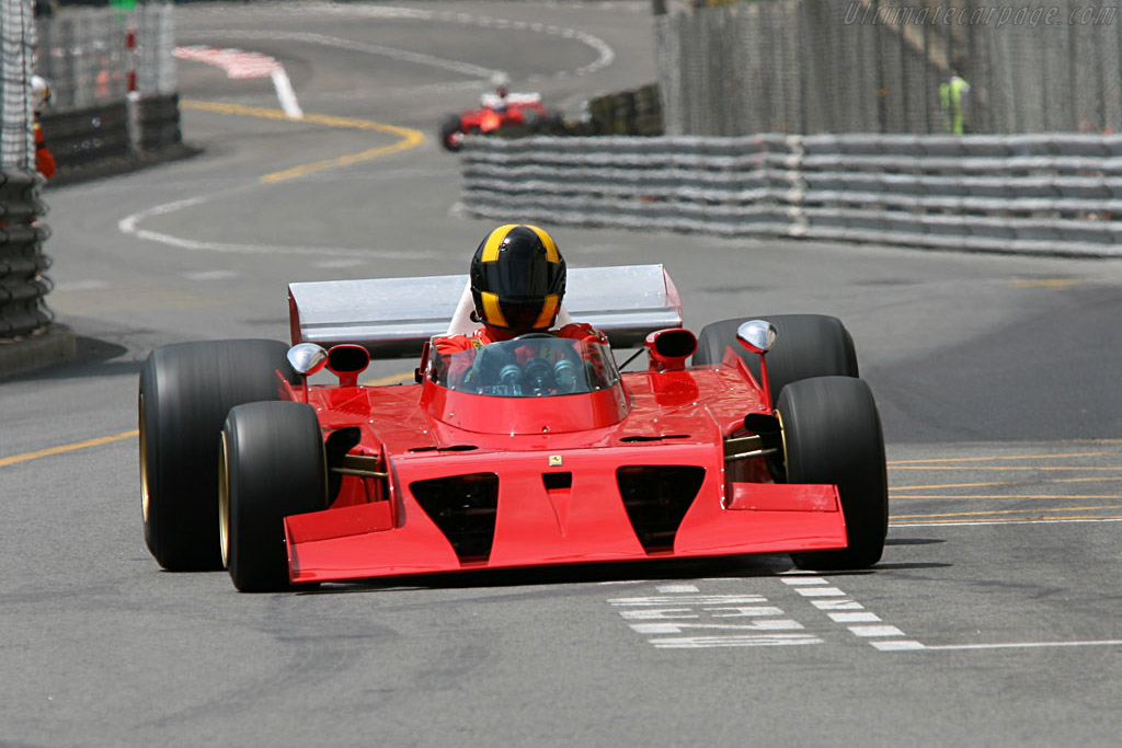 Click here to open the Ferrari 312 B3 'Spazzaneve' gallery