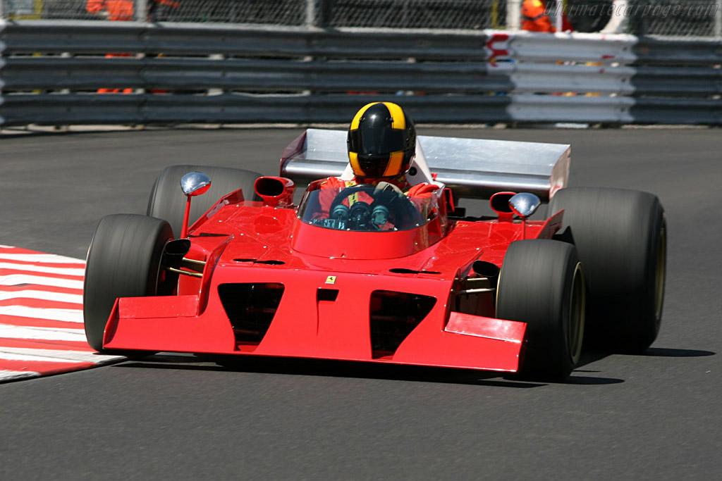 Ferrari 312 B3 'Spazzaneve' - Chassis: 009  - 2006 Monaco Historic Grand Prix