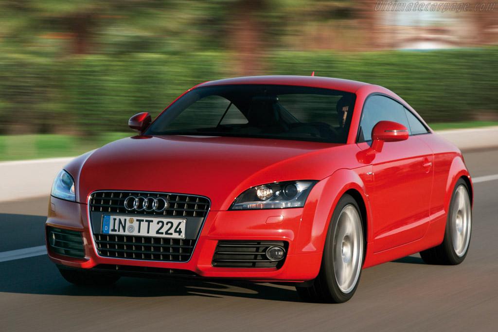 Audi Tt Quattro 3 2 Coupe S Line
